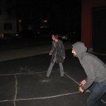 Four-square with Zubin