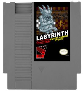 Labyrinth-Game-Cartridge